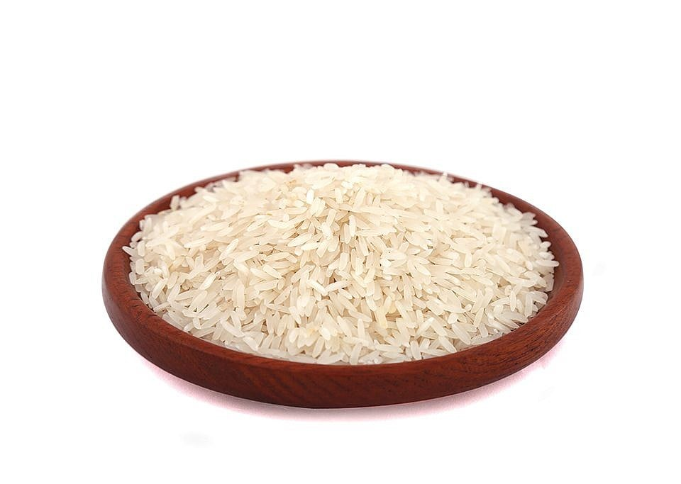 386 Lal White Rice