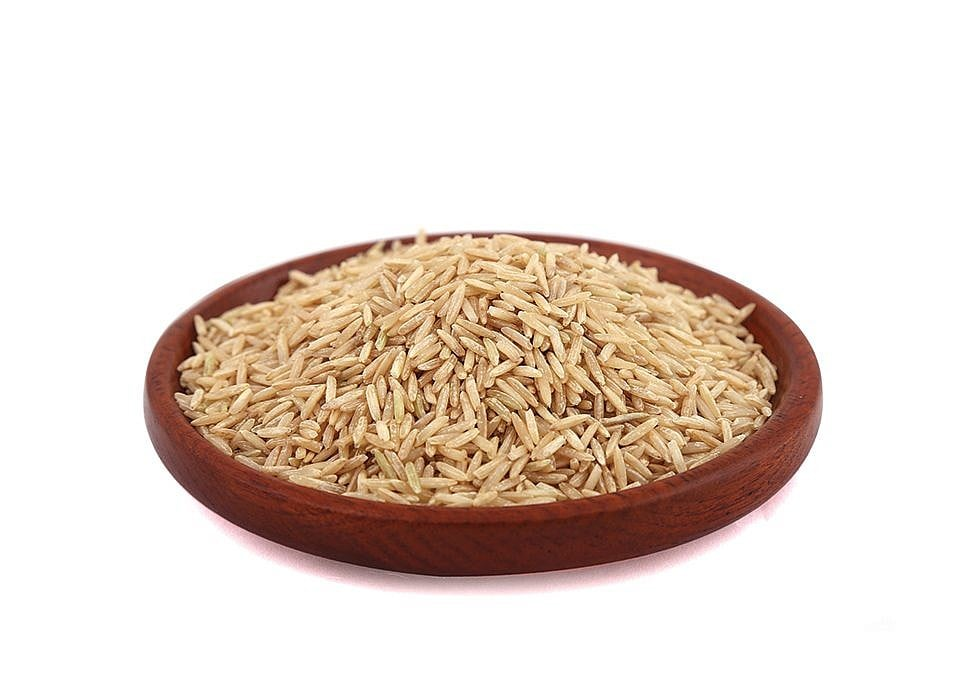 Brown Cargo Basmati Rice