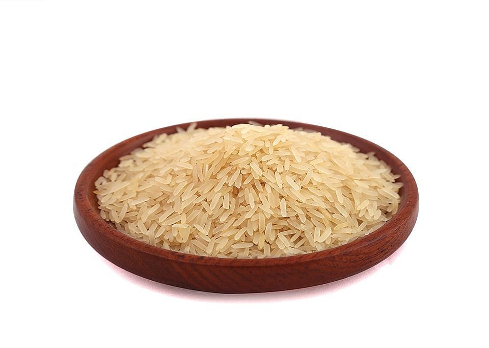 Super Basmati Sella Rice