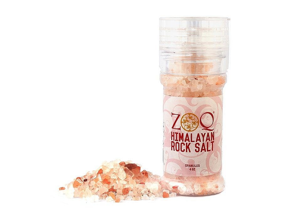 Himalayan Pink Rock Salt