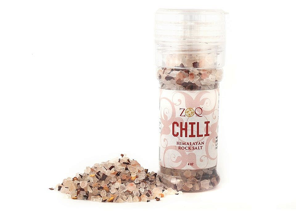 Himalayan Rock Salt Chili