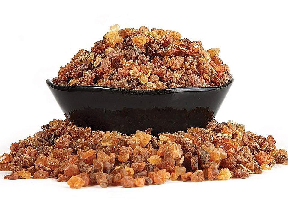 Gum Myrrh Pea Size